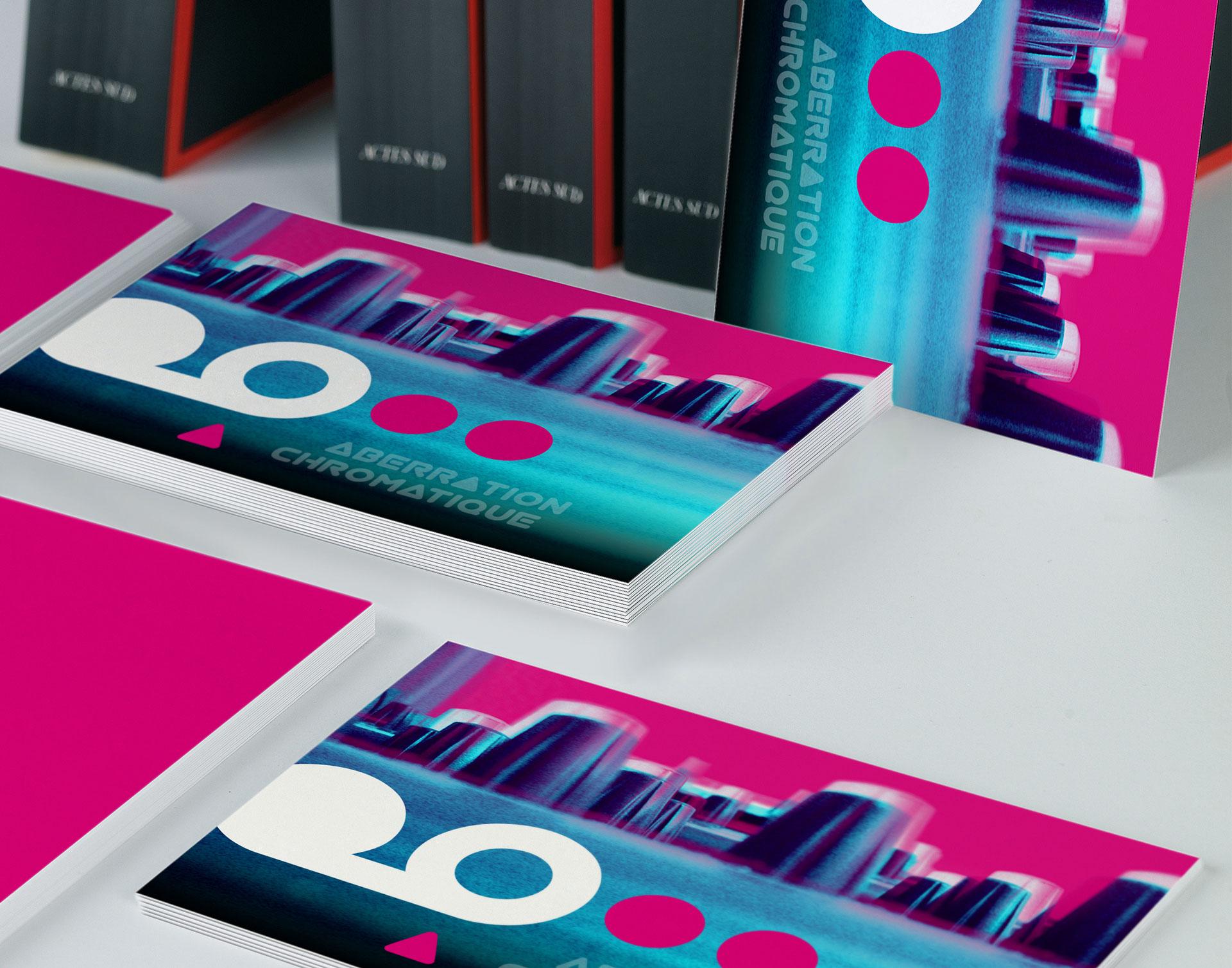 Flyer2 Aberration Chromatique-Cmondada Design
