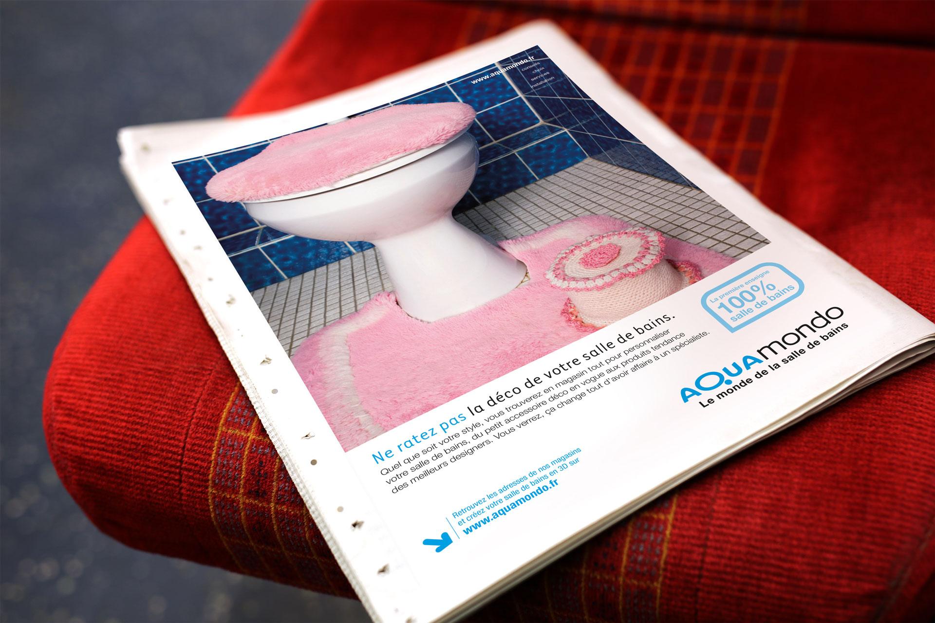 Annonce presse2 Aquamondo-Cmondada Design