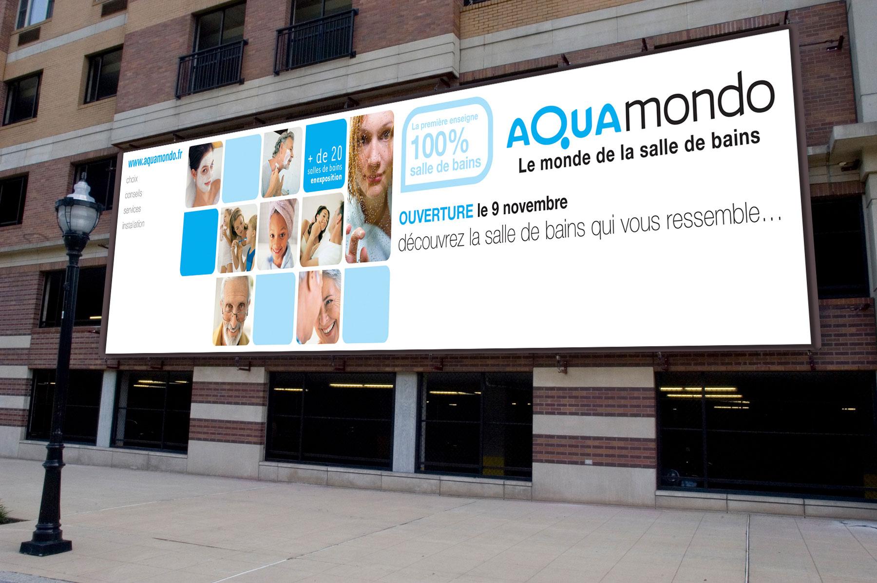 Bâche Aquamondo-Cmondada Design