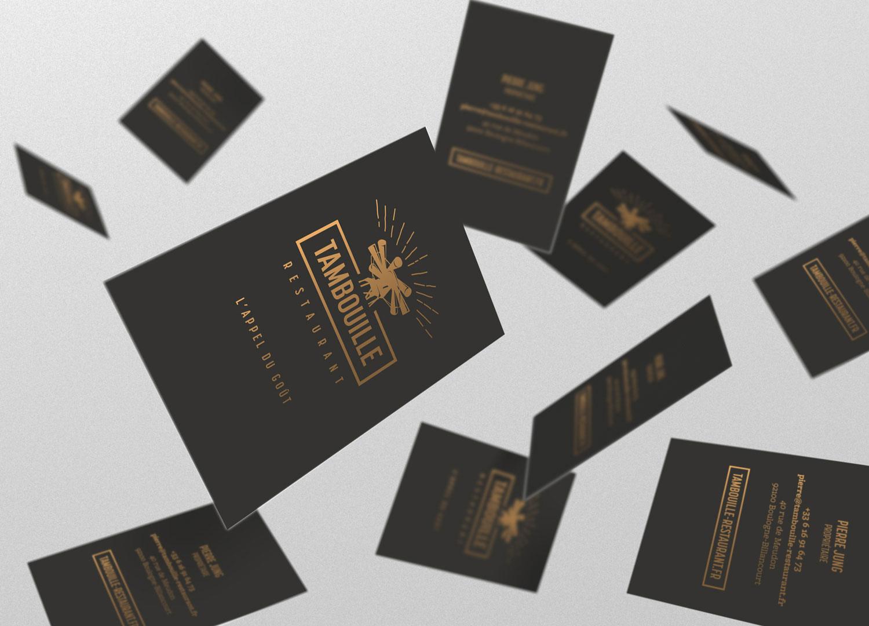 Carte de visite-Tambouille-restaurant-Cmondada-Design