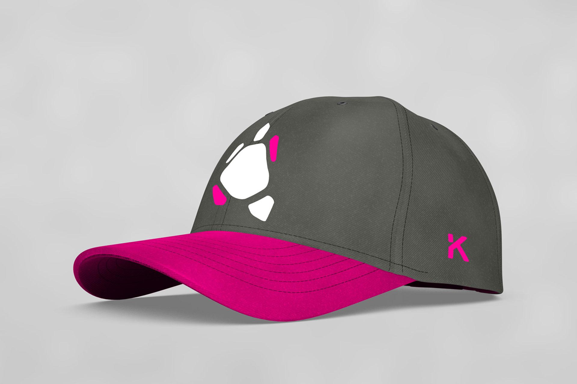 Casquette Pink Turtle-Cmondada Design