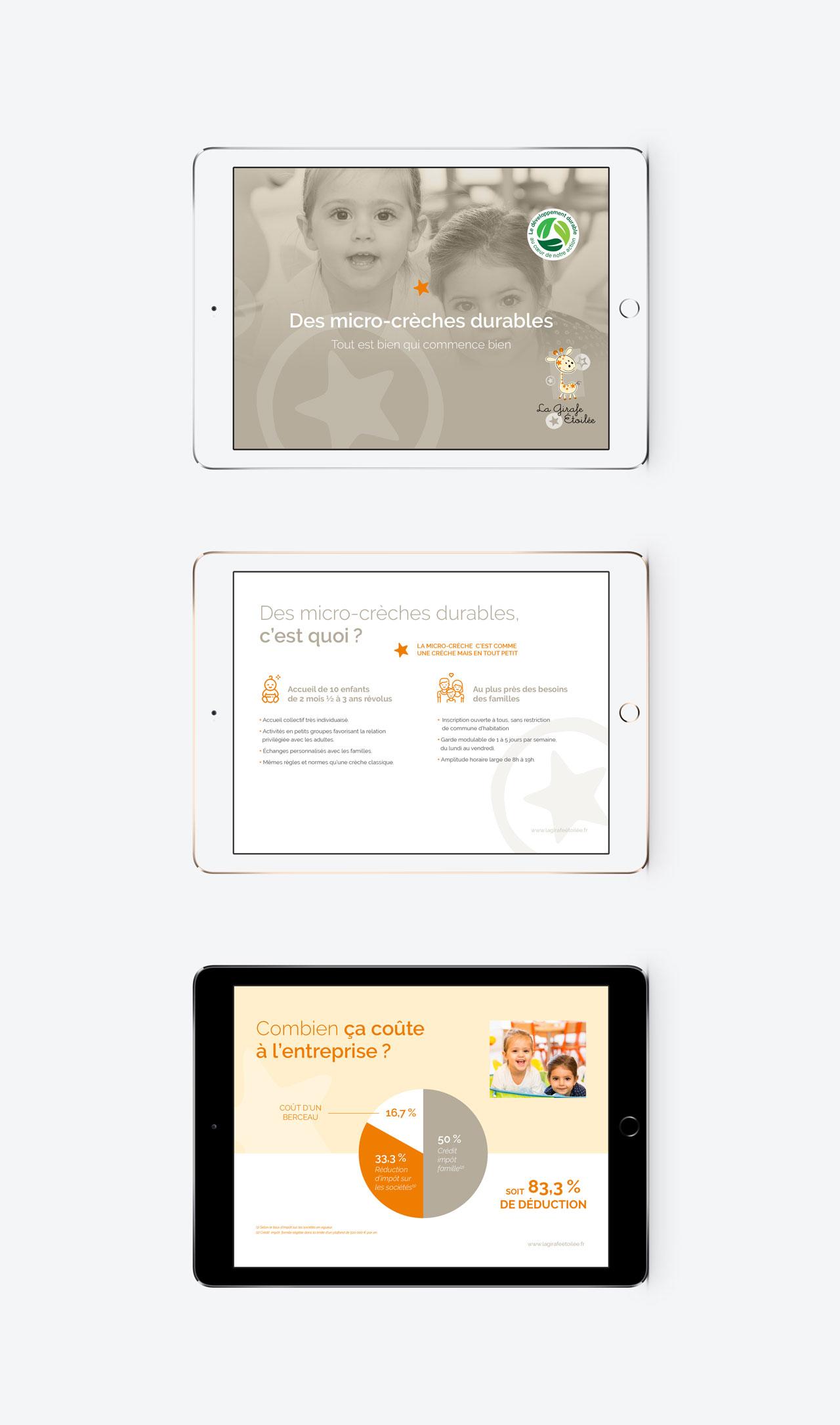 eBook La Girafe Étoilée - Cmondada Design