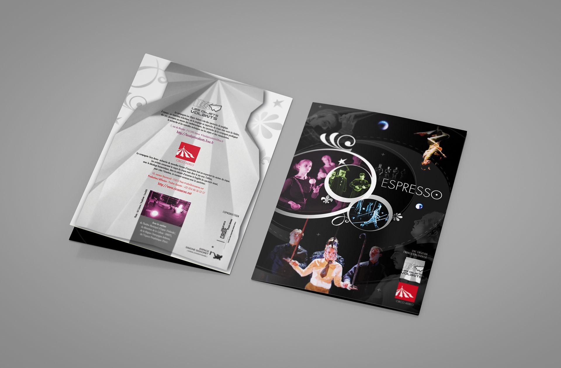Plaquette Espresso couverture-Cmondada Design