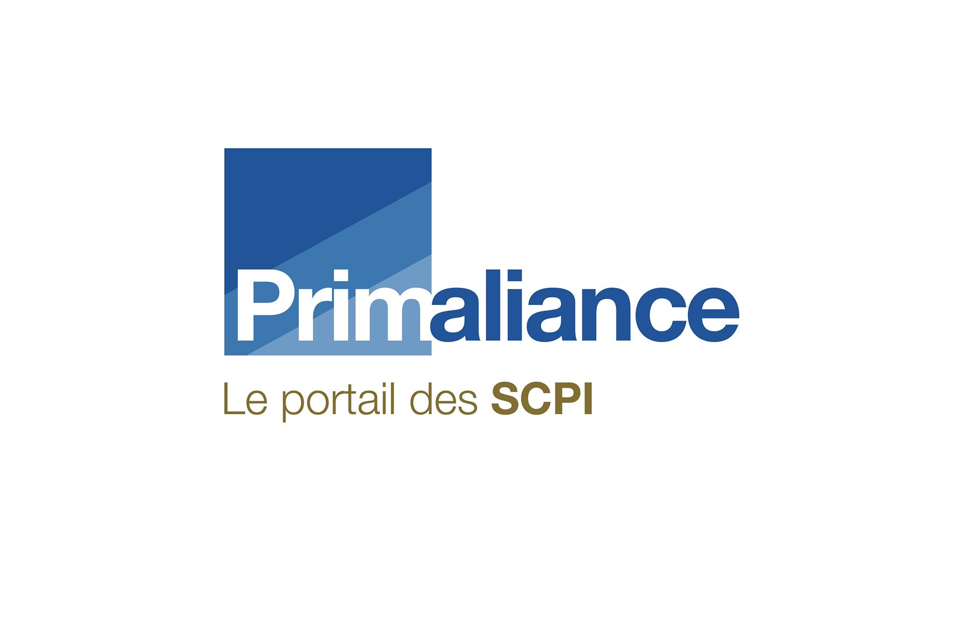 Logotype Primaliance-Cmondada Design