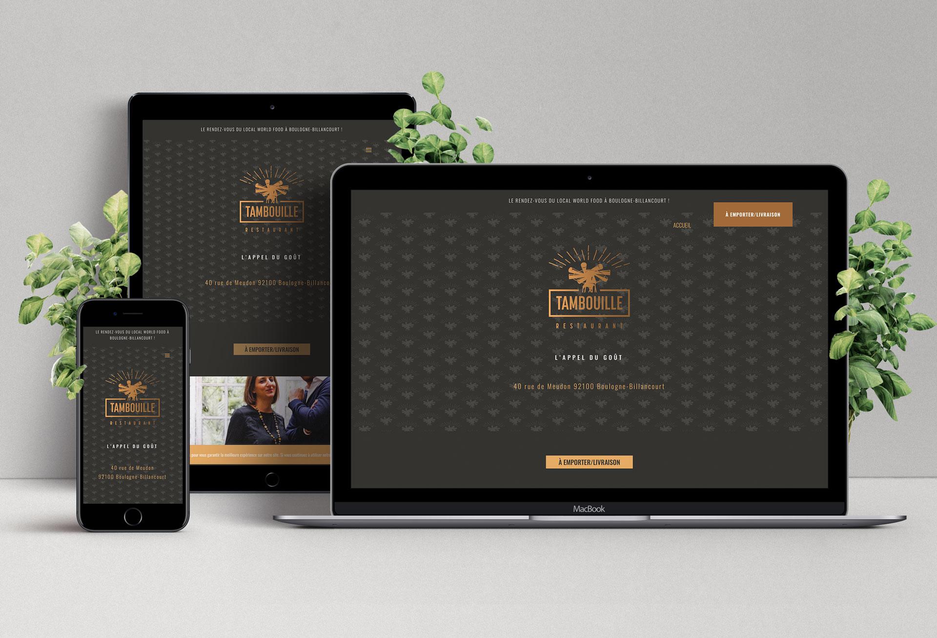 Site-Internet-Tambouille-restaurant-Cmondada-Design